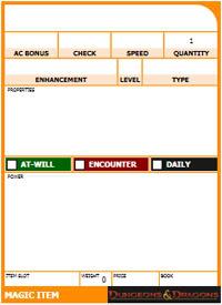 Character Builder October 2010 Update Download