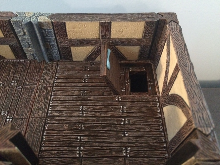 Smh Interior Attic Trapdoor One Inch Square