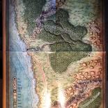 D&D Essentials Kit Poster Map (Sword Coast)