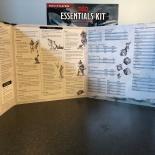 D&D Essentials Kit DM Screen (Inside)