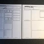 D&D Essentials Kit Character Sheet